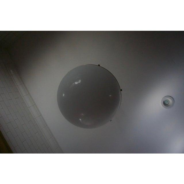 Rejuvenation Globe Pendant Light For Sale - Image 5 of 6
