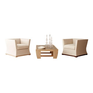 Como Lounge Chair For Sale