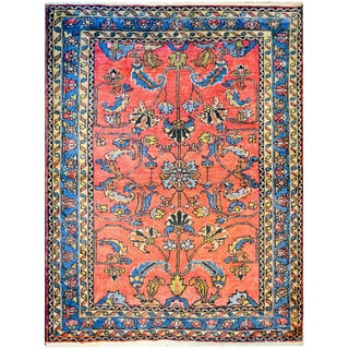 Early 20th Century Lilihan Rug For Sale