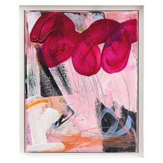 "Lesley Grainger ""Topaz"" Original Abstract Painting"