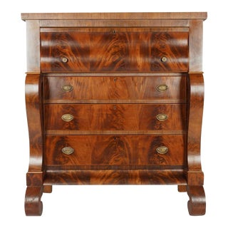 Empire Period Dresser For Sale
