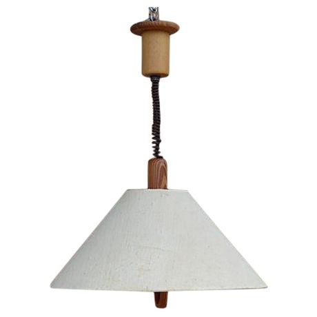 Mid century adjustable german pendant light fixture chairish mid century adjustable german pendant light fixture aloadofball Image collections