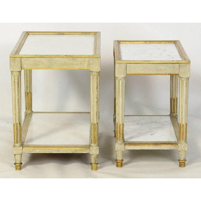 Italian Side Tables - a Pair - Image 4 of 10