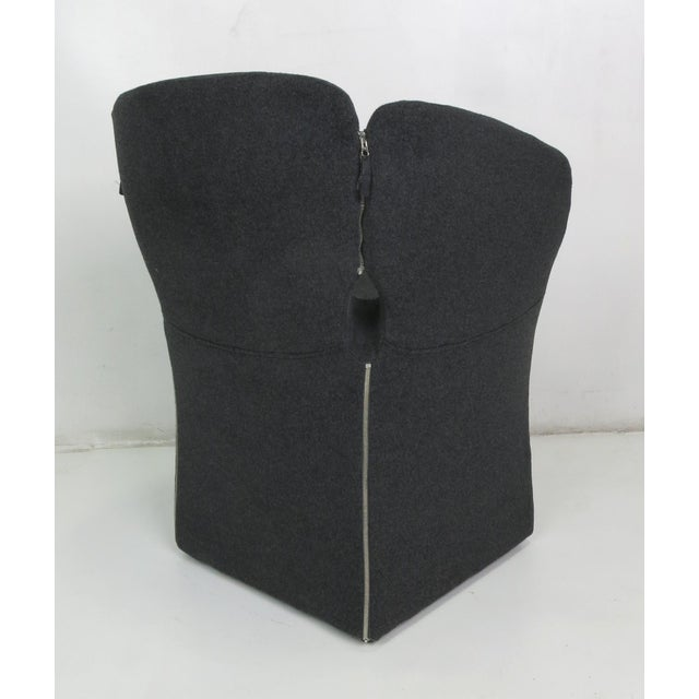 """Set of Eight """"Bloomy"""" Dining Chairs by Patricia Urquiola for Moroso For Sale In San Francisco - Image 6 of 6"""