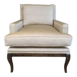 Early 21st Century Traditional Lounge Chair For Sale
