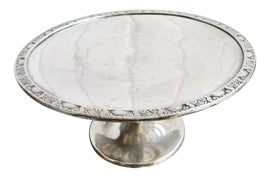 Image of International Silver Serving Dishes and Pieces