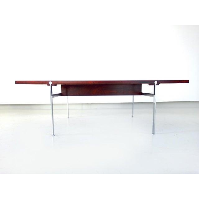 Sofa Table by Illum Wikkelsø for Søren Willadsen Møbelfabrik, Denmark, 1960s - Image 3 of 8
