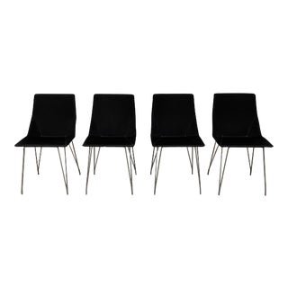 "Ligne Roset ""Elsa"" Dining Chairs - Set of 4 For Sale"