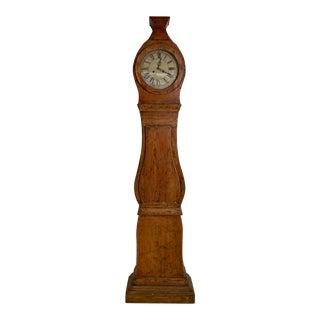 1830 Swedish Mora Clock For Sale