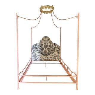 Custom Full Canopy Bed