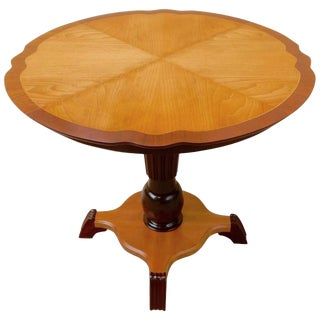 1940s Art Deco Game Table For Sale