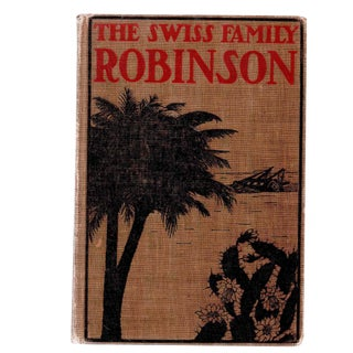 The Swiss Family Robinson Collectible Book For Sale