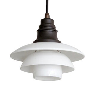 Vintage Poul Henningsen 'Ph 2/2' Pendant Light For Sale