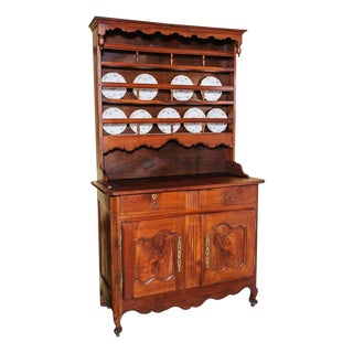 French Cherry Buffet- Vasselier For Sale