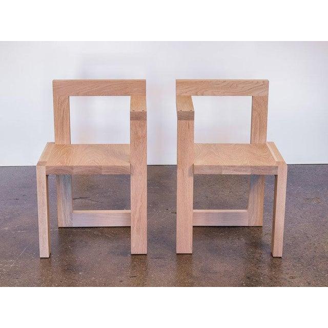 Modern Modern Tan Steltman Chair For Sale - Image 3 of 11