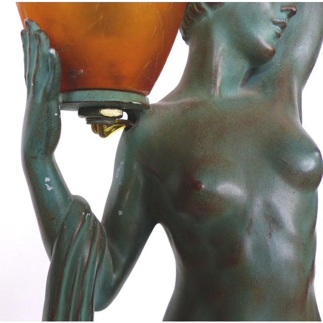 Art Deco Sculpture by Pierre LeFaguay For Sale - Image 7 of 10