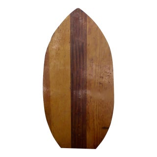 1930s Belly Board For Sale