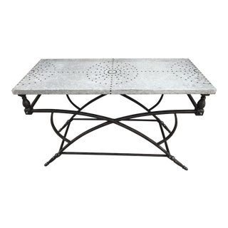 Industrial Chic Entry Table