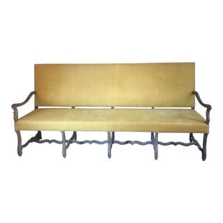 Zentique Veronike Oak Bench For Sale