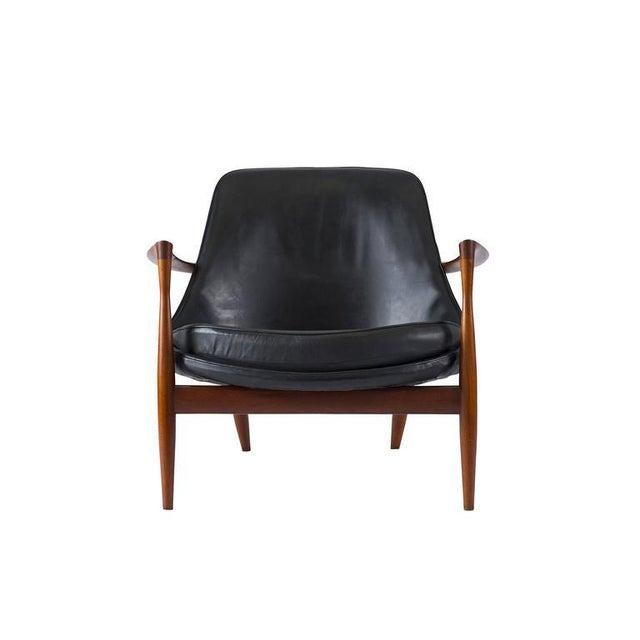 "Ib Kofod-Larsen ""Elizabeth"" chair designed in 1956 and produced by Christensen & Larsen."