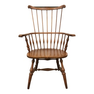 1930s Antique Windsor Chair For Sale