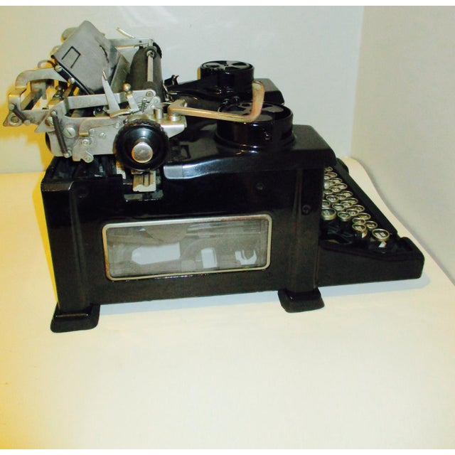 Vintage Royal Typewriter With Glass Side Panels - Image 7 of 11