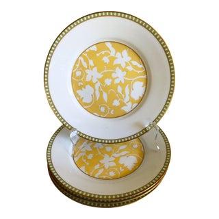 Ginori Delhi Plates, Set of 4