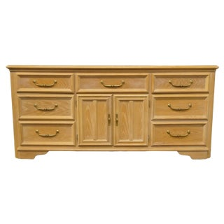 Stanley Furniture Contemporary Style Dresser For Sale