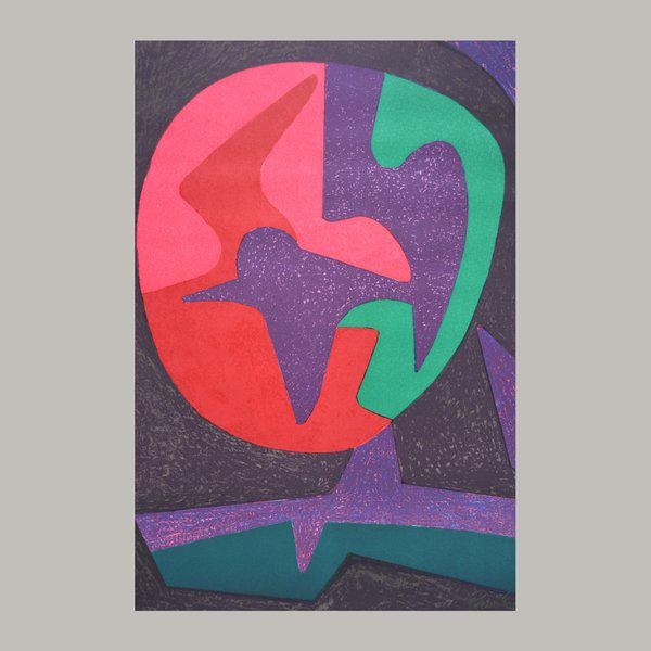 1980s Pedro Coronel Lithography 85/100 For Sale - Image 5 of 6