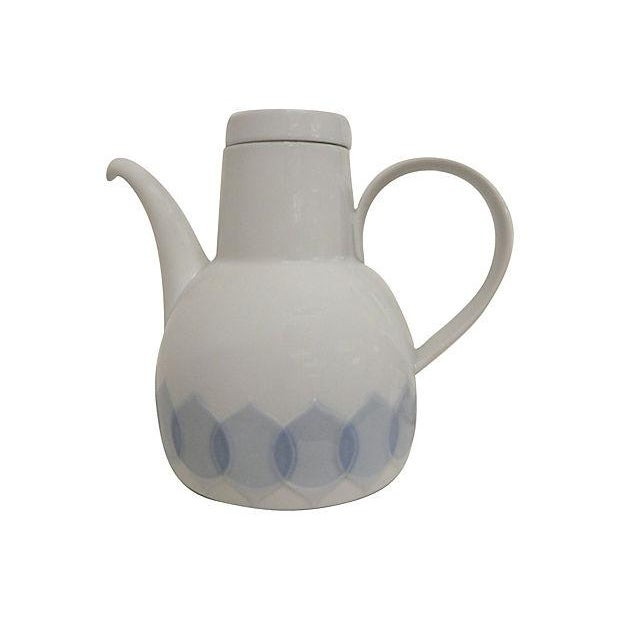 Mid-century Rosenthal Coffeepot For Sale