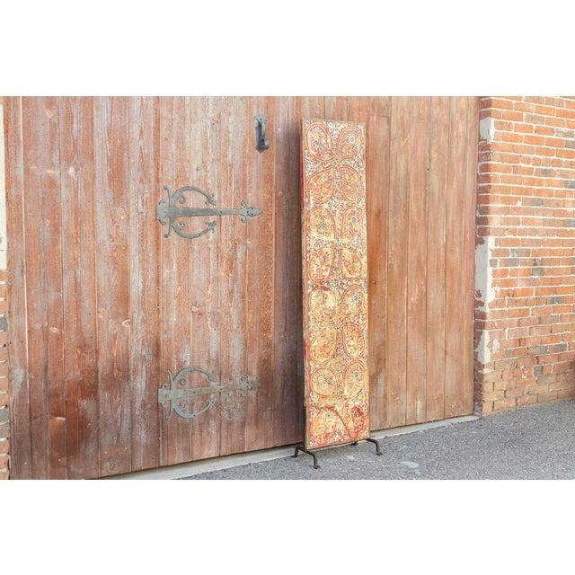 Antique Kunchen Tibetan Door For Sale In Los Angeles - Image 6 of 11