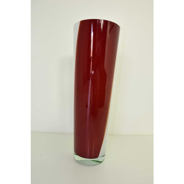 Murano Murano Vase For Sale - Image 4 of 6
