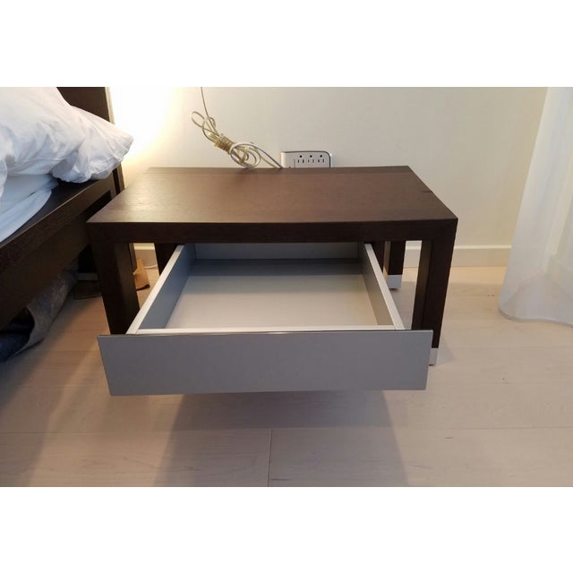 Modern Ligne Roset Lumeo Nightstands - A Pair For Sale - Image 3 of 8