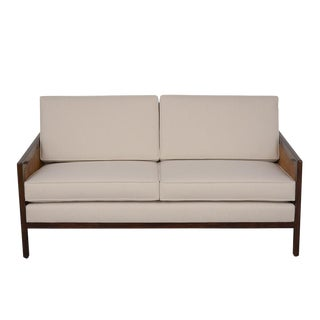 Modern Sofa in the Manner of Edward Wormley For Sale
