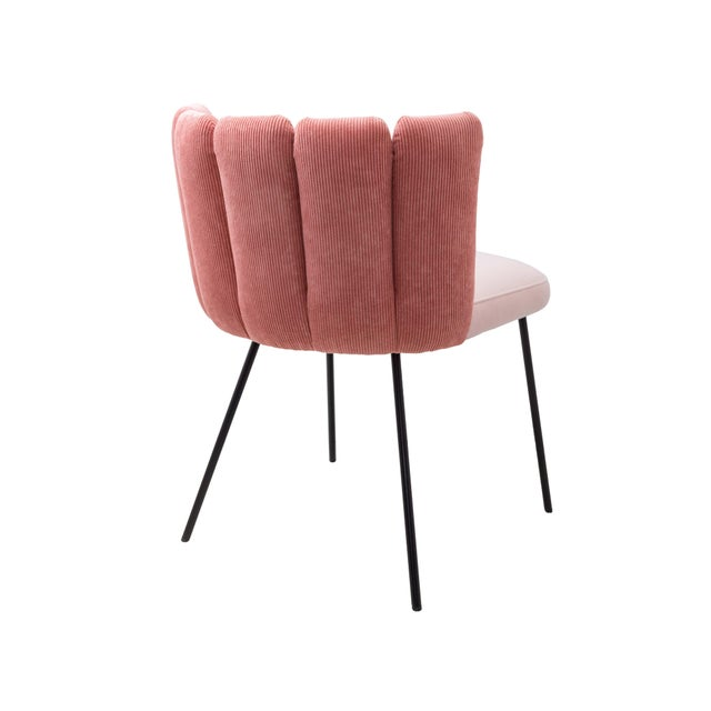 Not Yet Made - Made To Order Pink Gaia Chair by Monica Armani, Italy For Sale - Image 5 of 6