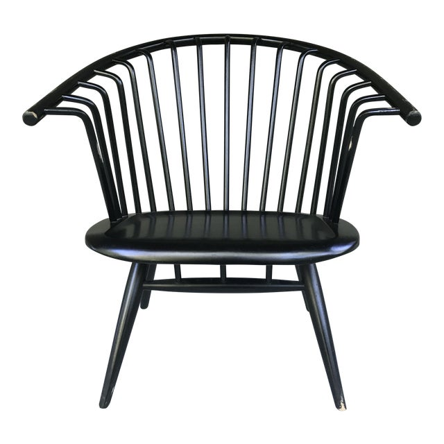 Early Crinolette Chair by Tapiovaara for Asko of Finland For Sale
