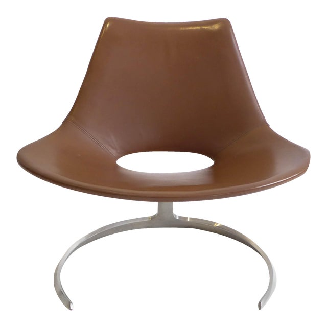 Scimitar Chair by Fabricius and Kastholm For Sale