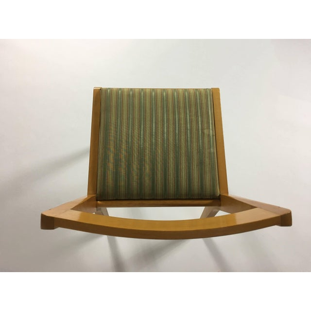 Knoll 1950s Mid-Century Modern Jens Risom Knoll Side Chair For Sale - Image 4 of 10