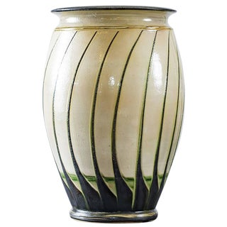 Large Herman Kahler Vase For Sale
