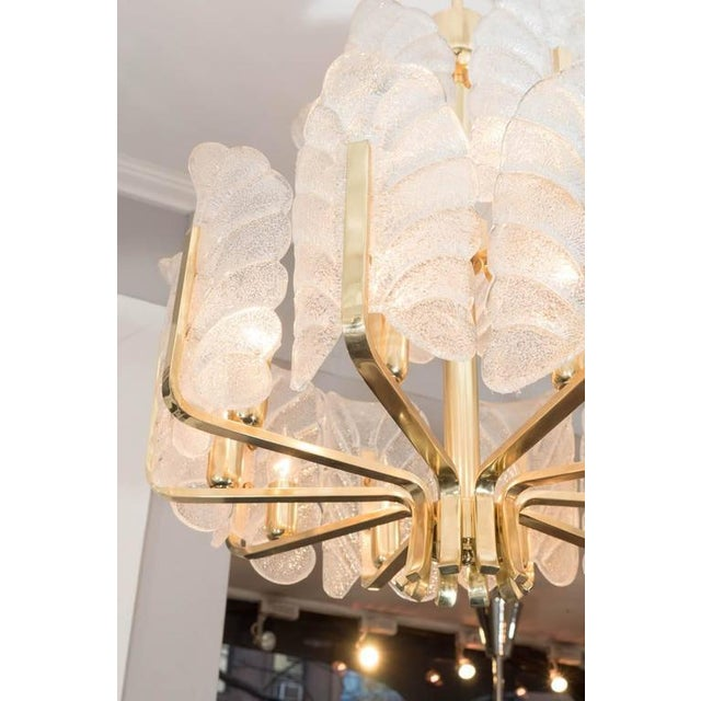 Incredible carl fagerlund orrefors acanthus leaf chandelier decaso carl fagerlund orrefors acanthus leaf chandelier for sale in new york image 6 of 8 aloadofball Choice Image