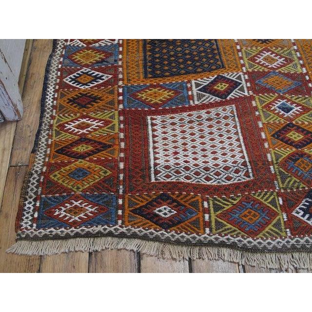"Islamic Southeast Anatolian ""Jijim,"" Long Rug For Sale - Image 3 of 9"