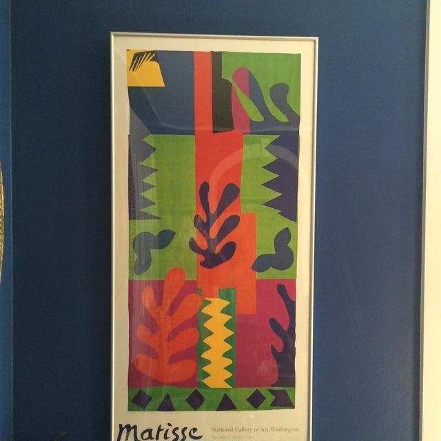 Framed Matisse La Vis, Poster 1977 - Image 3 of 7