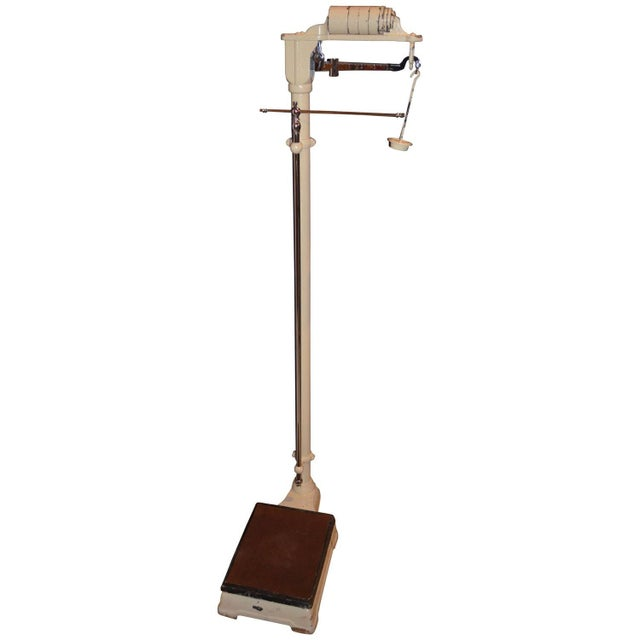 Medical Steel Scale - Image 1 of 5