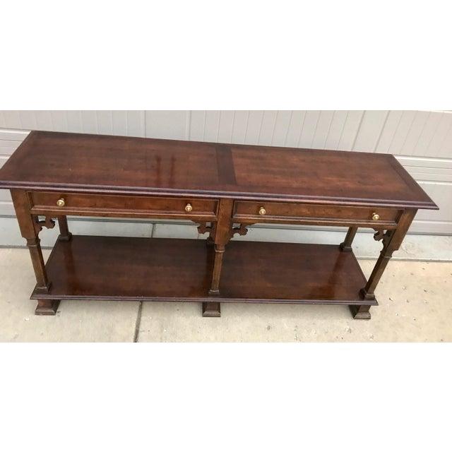 Vintage Century Furniture Credenza - Image 4 of 6