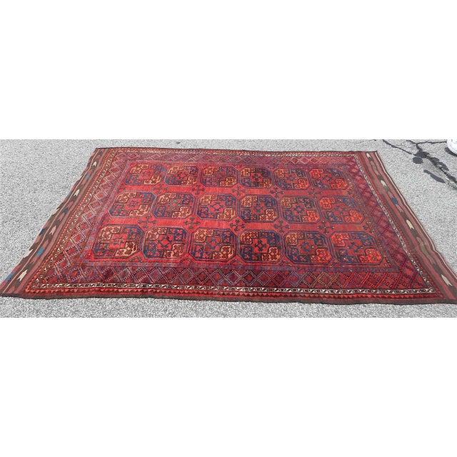 Antique Turkoman Rug: Turkoman Tekke Chuval Tribal Rug - 2′6″ × 3′11″