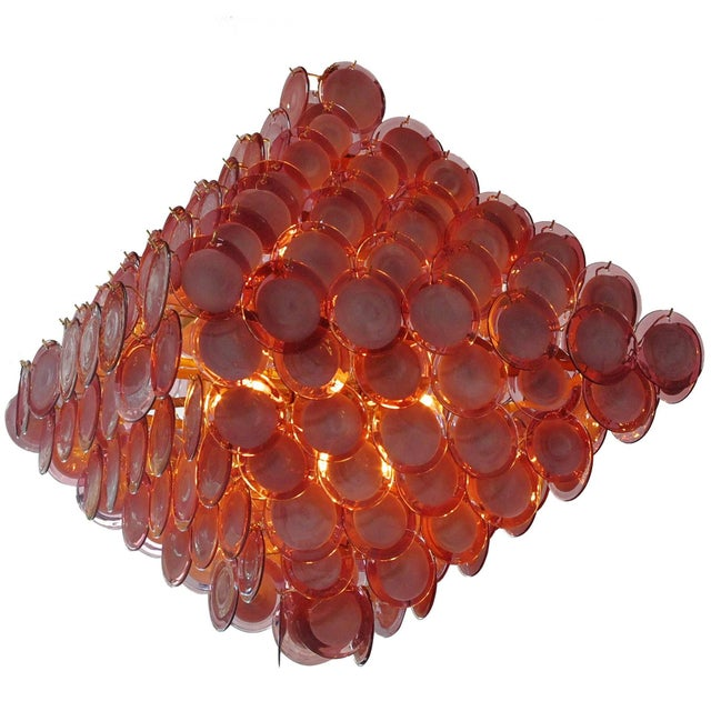 Piramide Chandelier For Sale - Image 9 of 10
