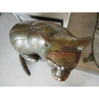 Mixed Metal Panther- Cat by Sergio Bustamante Preview