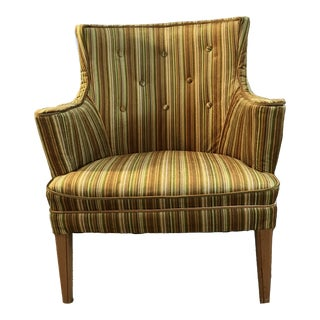 1950s Vintage J.L. Chase Lounge Chair For Sale