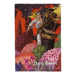 Jack Vance The Dying Earth, Illustrated For Sale