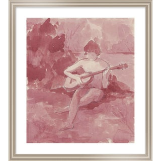 """Medium """"Song by the River"""" Print by Michelle Farro, 24"""" X 30"""" For Sale"""